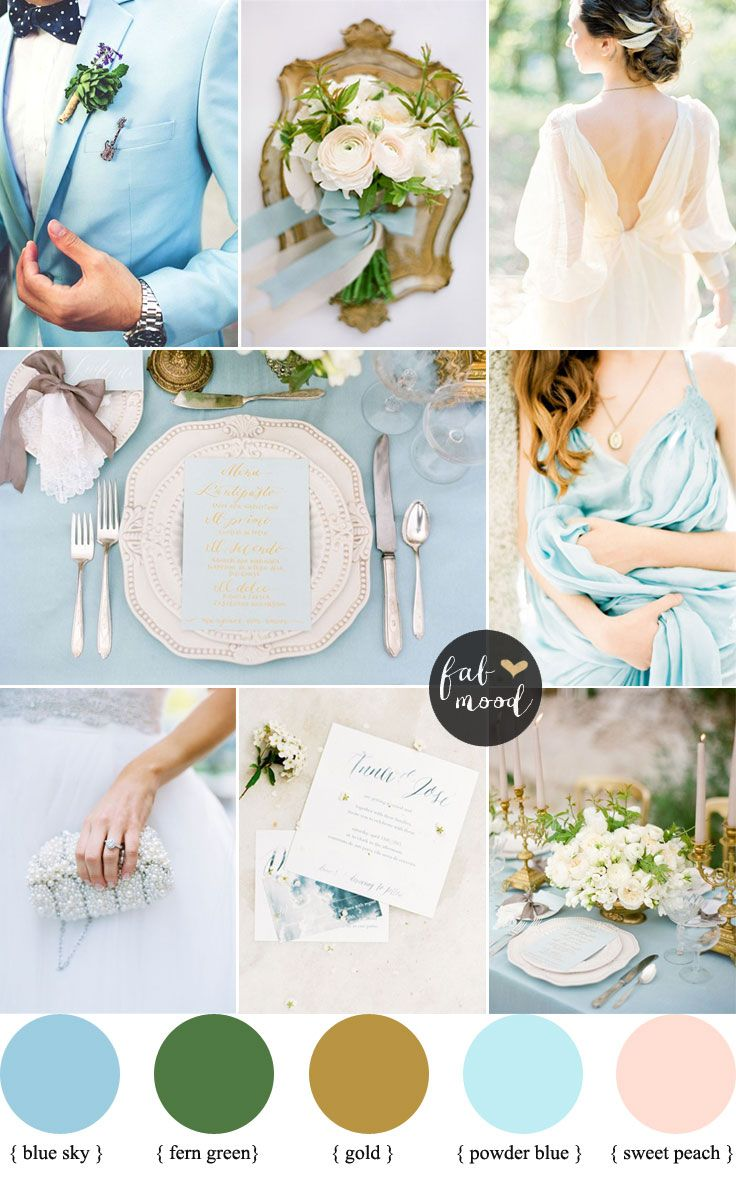 Blue and gold wedding decor   best Wedding images on Pinterest  Marriage Boyfriend and Wedding
