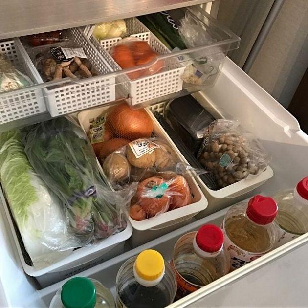 冷蔵庫をきれいにスッキリ♪ダイソーのアイテムで冷蔵庫収納アイデア集☆ - Yahoo! BEAUTY
