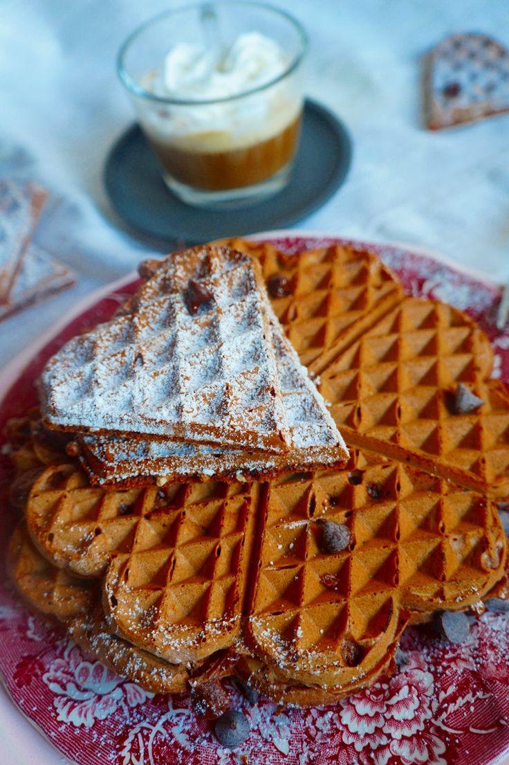 A reggelik királya: így készül a tökéletes waffel
