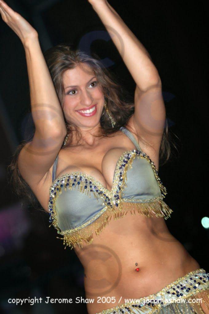 "Travel Boldly   Sadie Sizzles""  Sadie belly dances at Lotus Nightclub in Denver's Union Station."