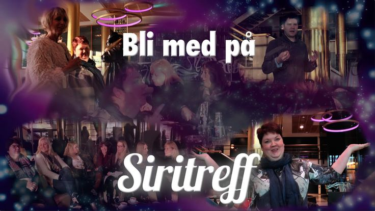 Siritreff  - nettverkstreff i Oslo ledet av Siri Berntsen fra siribernts...