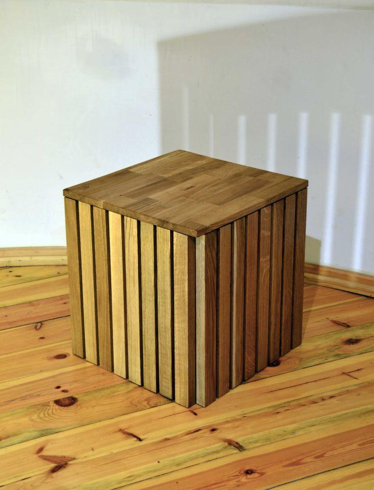 Stool, wooden, iron, box, Kraina ES   #stool, #minimalism, #table, #industrial, #designstyle, minimal stool, #krainaes, #handcraft, #craft, #taboret, #stołek, #krzesełko, #krzesło, #minimalizm, #minimal, #ręczniewykonany