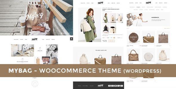 MyBag Single Product WooCommerce Theme (WooCommerce) - http://creativewordpresstheme.com/mybag-single-product-woocommerce-theme-woocommerce/