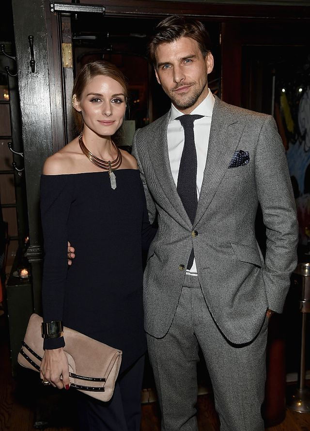 What Does 'Cocktail Attire' Mean and When is it appropriate?: Olivia Palermo and Johannes Huebl