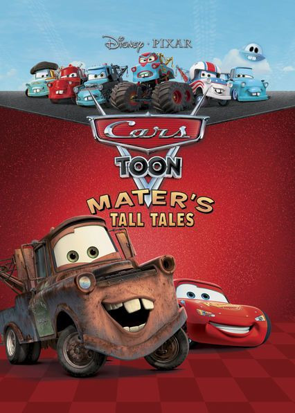 Cars Toons: Mater's Tall Tales - Tow truck Mater, star of Pixar's hit Cars, envisions himself in all manner of outrageous scenarios in this anthology of animated tales.