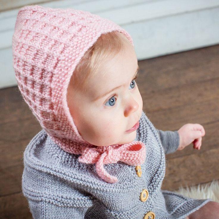 Acorn Lace Bonnet