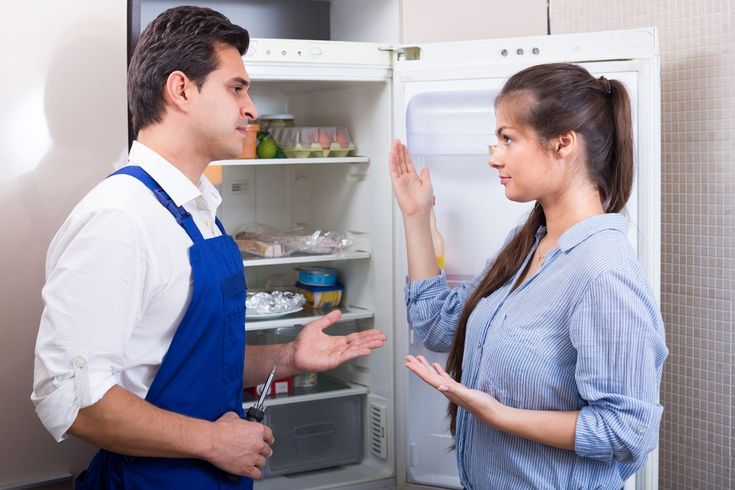 Hire The Best Ge Freezer Repair Service Aplusrepair Is Ready To