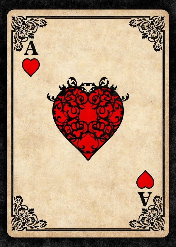Ace of Hearts by Remus Brailoiu | https://displate.com/displate/263712 | card, cards, poker, gambling, casino, game, gaming | #aceofhearts #ace #card #cards #cardgame #game #gaming