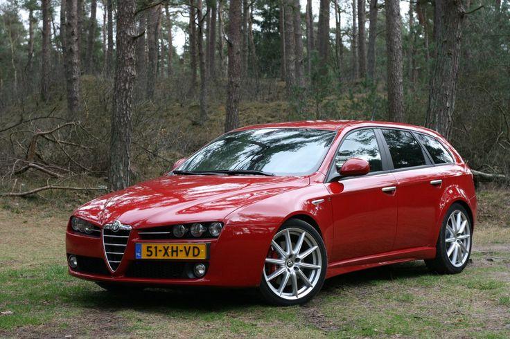 Alfa Romeo 159 | alfa romeo 159 sportwagon 3 2 jts q4 ti rijimpressies alfa romeo 159 ...