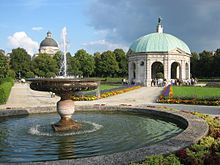Hofgarten (Munich) - Wikipedia, the free encyclopedia