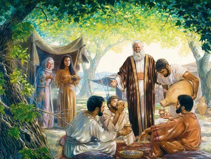 Religion bible study