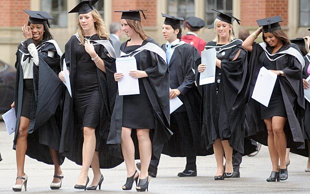 Government to unveil £900m sale of student loan book - Telegraph