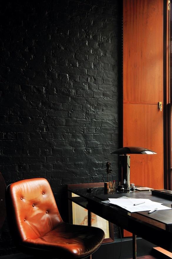Cloak And Dapper  - office and gun room