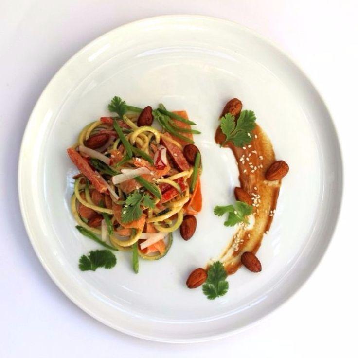 Sesame Noodles @plantlabculinary