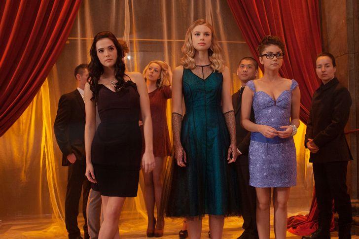 New vampire academy movie images vampire academy movie