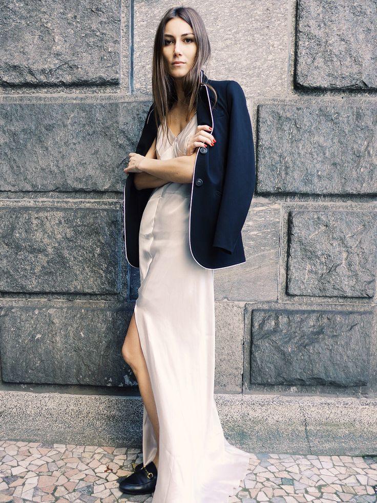 Giorgia Tordini for MANGO #softminimal #MangoGirls