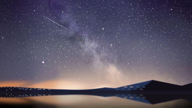 Perseid Meteor Shower 2014 (US)