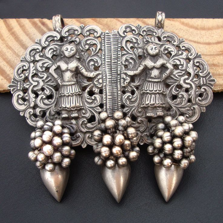 Vintage#Antique#Ethnic#Tribal#Old#Silver#Jewelry#Necklace#Pendant#Free#Shipping http://www.ebay.com/itm/Vintage-antique-ethnic-tribal-old-silver-jewelry-Necklace-Pendant-Free-Shipping-/112518874084?ssPageName=STRK:MESE:IT