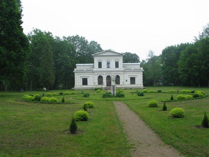 Švėkšnos dvaras, Šilutės r. - Miestai ir architektūra