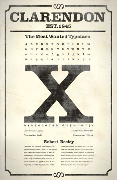 16 best images about Type Specimen Posters on Pinterest Negative - old fashioned wanted poster