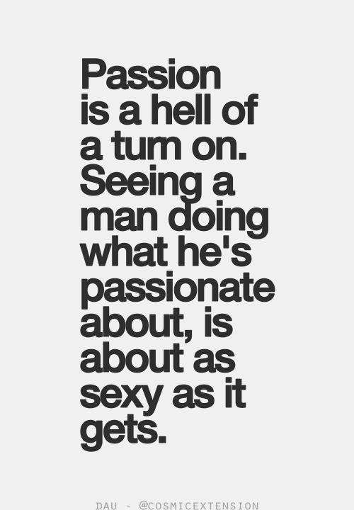 Passion: Live it!