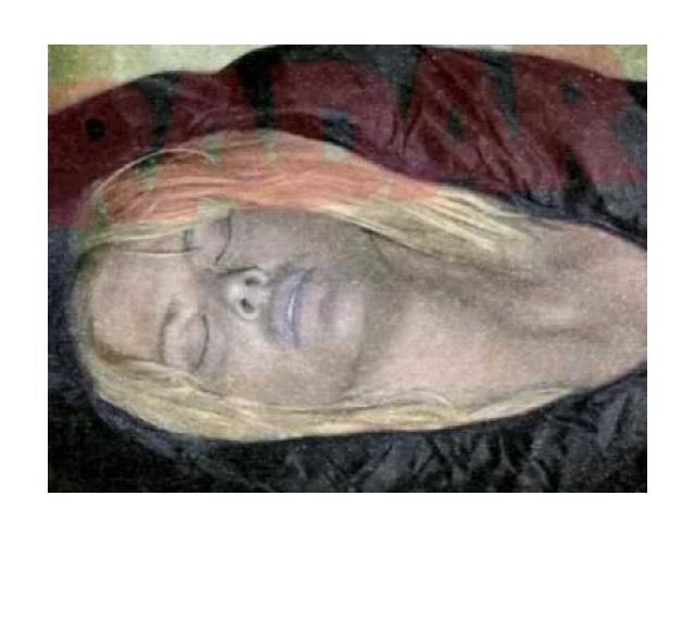 41 postmortem celebrity images with shocking details of