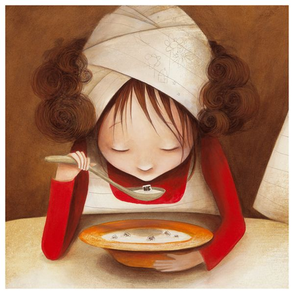 And yet another, Valeria Docampo's children illustrations