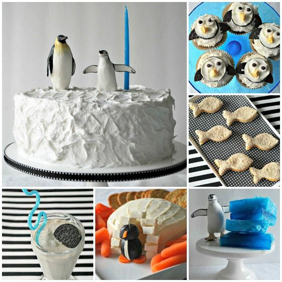 Throw a Penguin Birthday Party!                                                                                                                                                                                 More