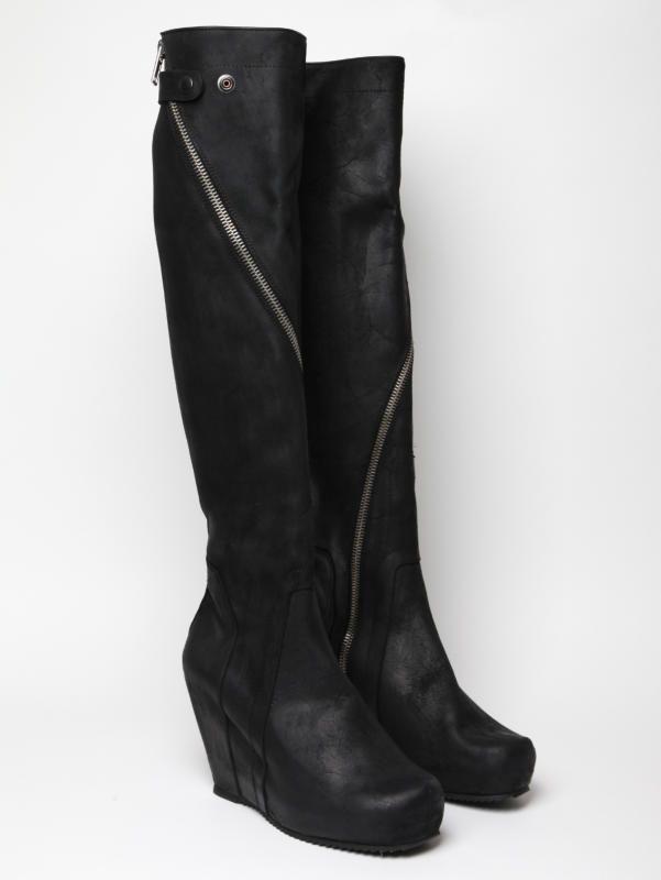 Adam Lambert's Rick Owens Boots