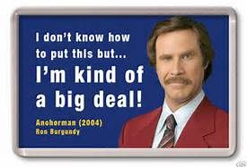 ron burgundy quotes - Bing Images