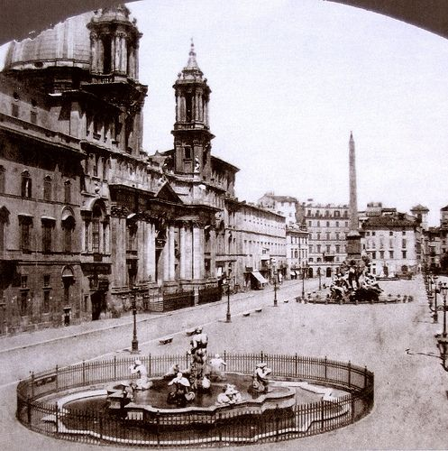 1880 2009 Piazza Navona | Flickr - Photo Sharing!