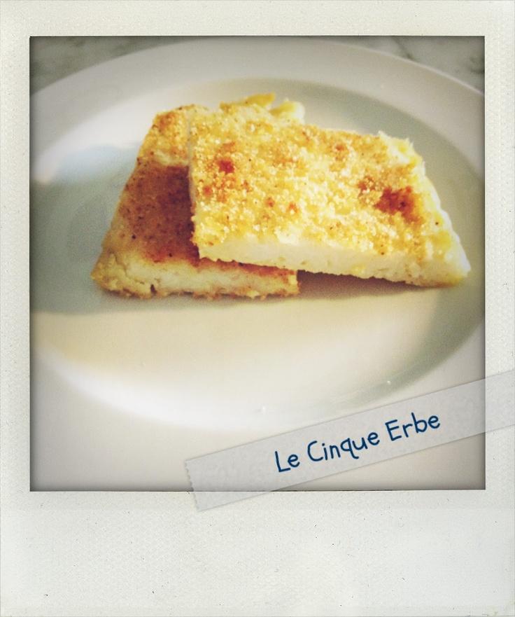 La Torta di riso scema - rice cake