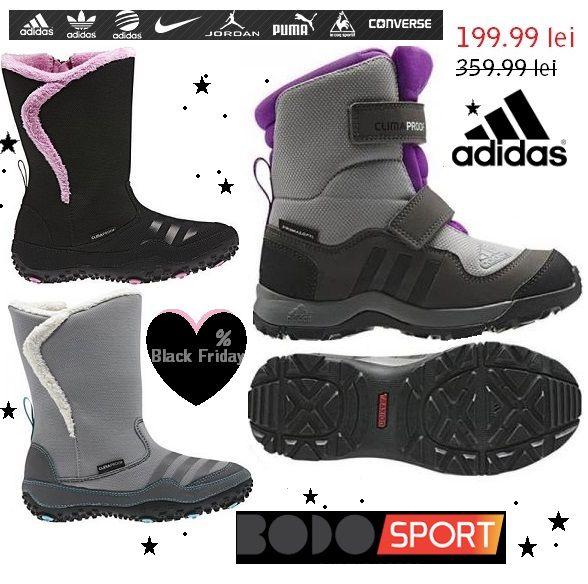 Reduceri pana la -50% la adidasi, bocanci, cizme de la branduri renumite Nike, Adidas, Puma si altele | Outlet online