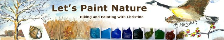 links to the list of animal/bird painting demos; Learn How | Let's Paint Nature!