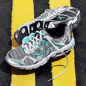 The Best Extra-Stability Running Shoe    Winner: Mizuno Wave Alchemy 10