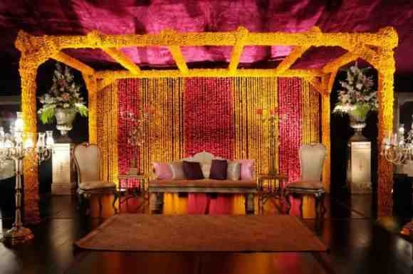 Wedding Stage Indian Wedding Ideas Pinterest Hindus