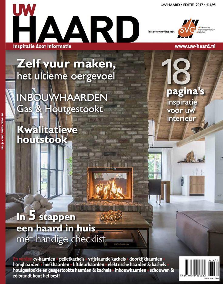 Haarden magazine uw-haard 2017