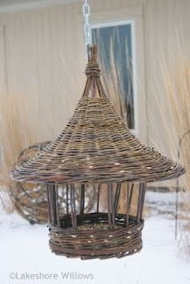 Willows: Willow Bird Feeder Classes