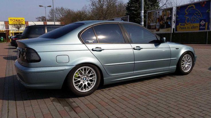 BMW 318i E 46 facelift Limousine