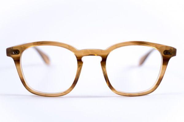 Free-man glasses | Garrett Leight x Mark McNairy