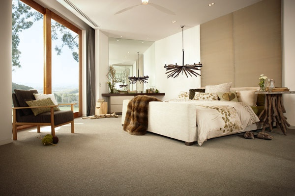 Modern rusticity in an urban setting for @KD Eustaquio Godfrey Tilley Hirst Carpets
