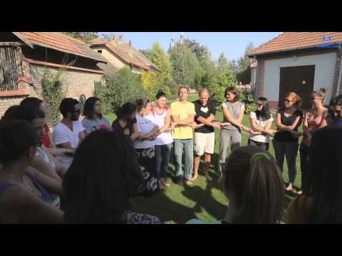 9# Simple knot Teambuilding activity for solving problems - YouTube
