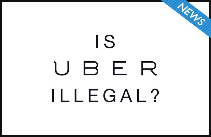 Uber is Technically Illegal in Victoria