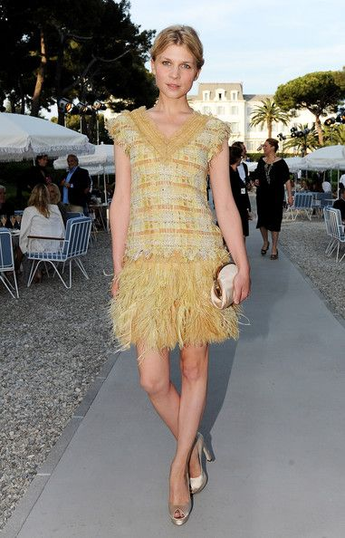 Clemence Poesy Photos: Chanel - 'Collection Croisiere Show 2011-12' Show