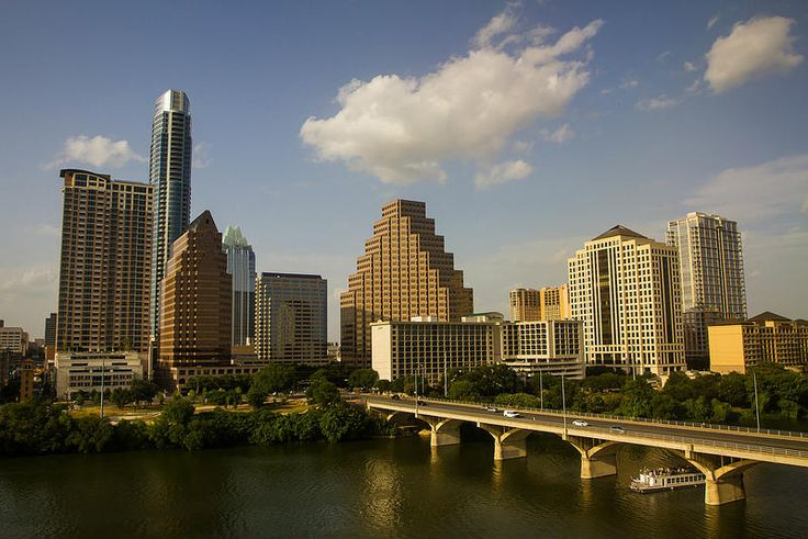 Is Austin, Texas the Only City in the Western United States to Draw it