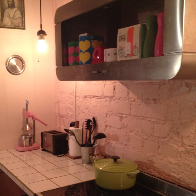 even more kitchen details