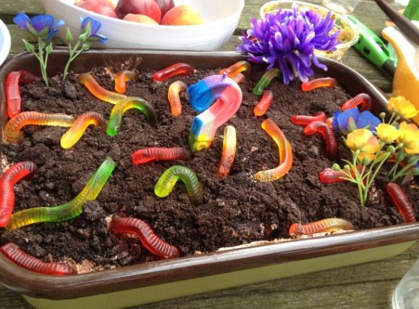 Kake til barnebursdag