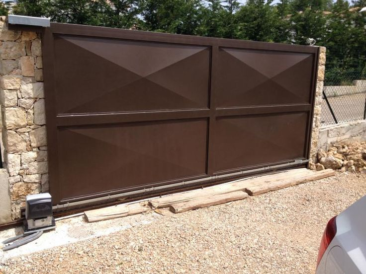 20 best portail   gate images on Pinterest Iron doors, Wrought