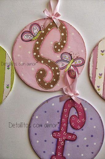 Letreros decorativos!!