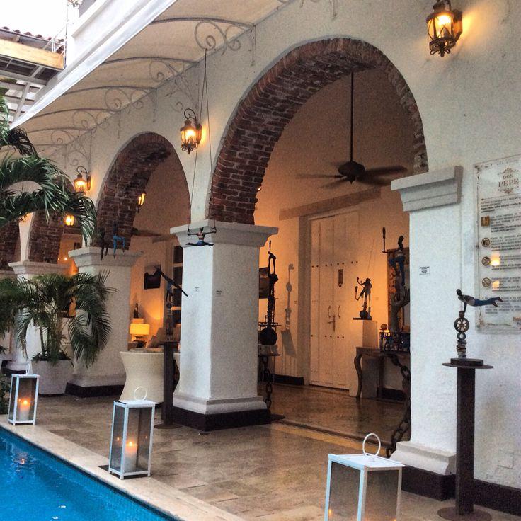 Boutique Hotel Don Pepe, Santa Marta - Colombia ❤️